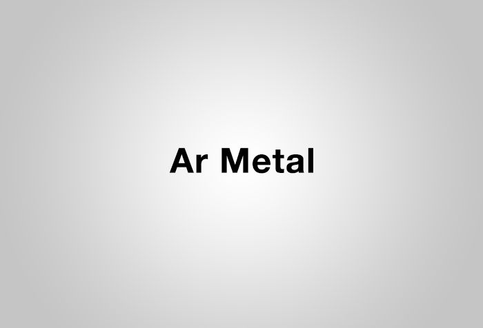Ar Metal San. ve Tic. Ltd. Şti.